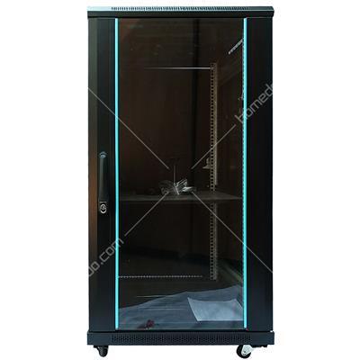 32u图腾机柜_图腾(TOTEN) G2系列 G26932 网络机柜 前钢化玻璃后板门 32U_报价_价格 ...
