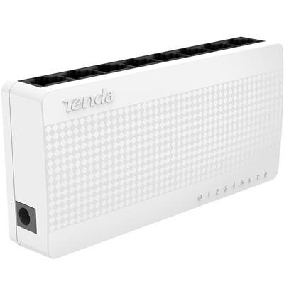 腾达(Tenda)S108 8口 百兆交换机