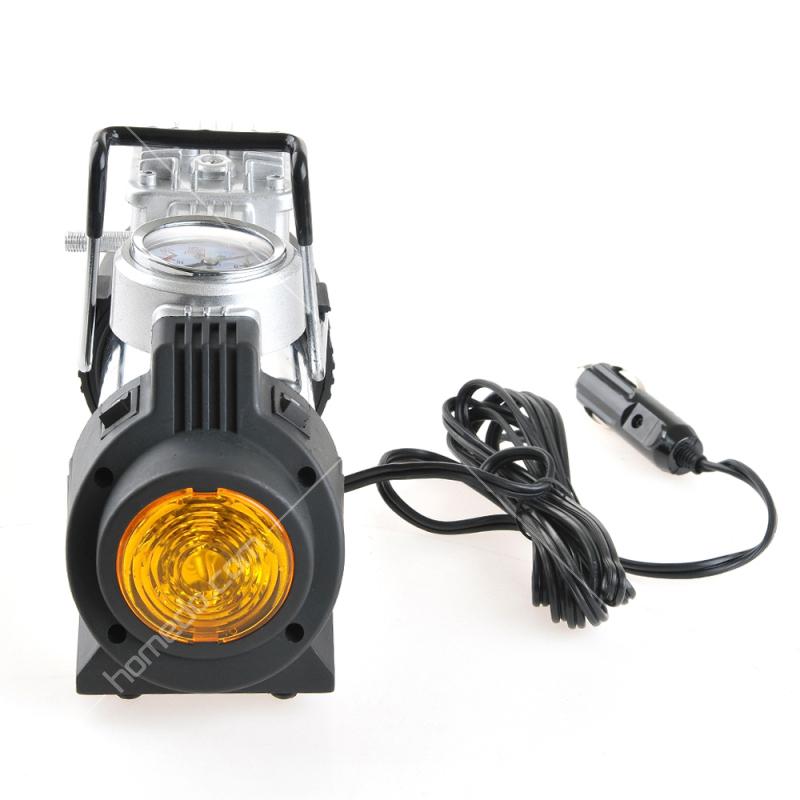 尤利特(unit)金属车载充气泵 打气泵 车载打气泵 汽车打气泵 yd-3319