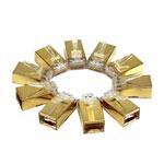 包尔星克 PowerSync CAT7-G8P8C3MG10 Cat7七类鍍金水晶頭 网络网线镀金接头 RJ45水晶头 50U/镀金