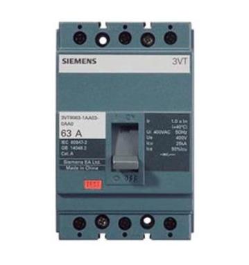 西门子(SIEMENS)3VT8塑壳断路器
