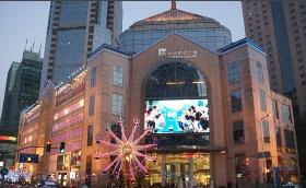 上海华润时代广场综合布线工程项目