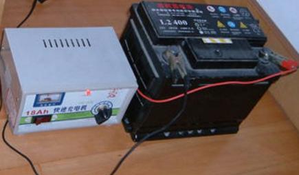 免维修蓄电池的充电方法,免维修蓄电池结构示意图