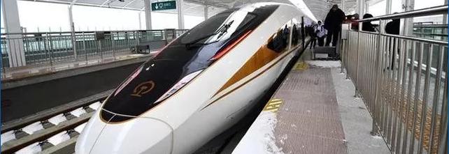 智慧交通 京张超智能高铁开通运营!配置逆天了!